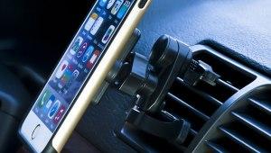 universal vehicle vent smartphone mount
