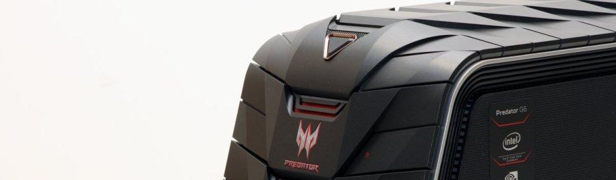 Acer Predator G6-710 - Slider