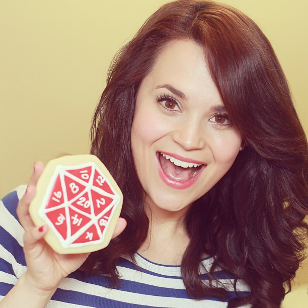 Rosanna Pansino, Featured Geek
