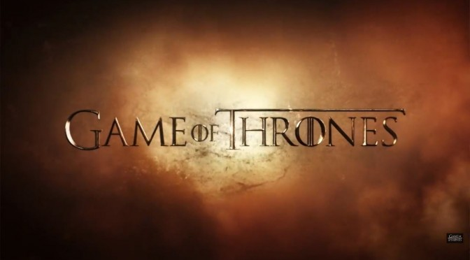 Five Great Game of Thrones animated gifs