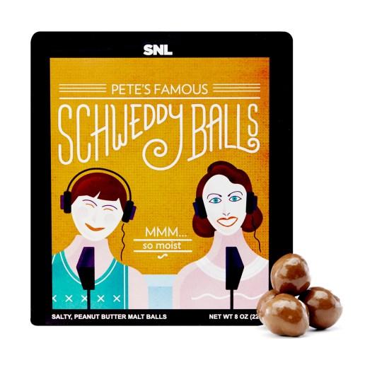 Schweddy Balls from SNL