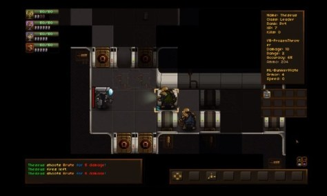Steam Marines - Sci-Fi Tactics Game