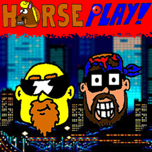 HorsePLAY! iTunes-Friendly Podcast Cover