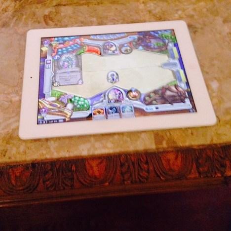 Hearthstone iPad App