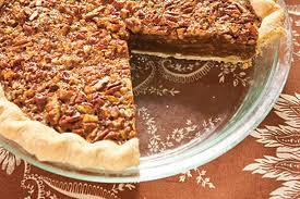 Pecan pie Is OP..  When made right!