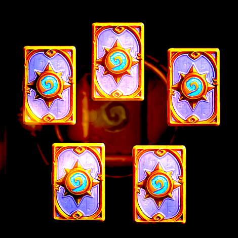 Open Pack Hearthstone Faryna 4