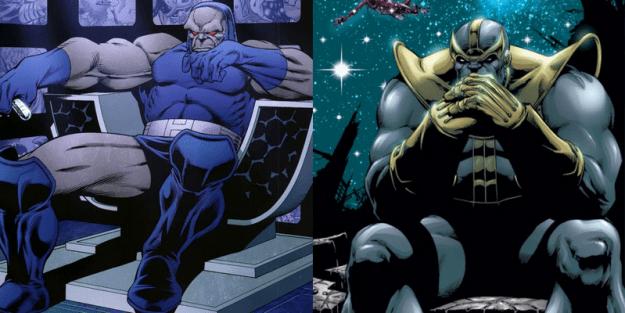 Darkseid - Thanos