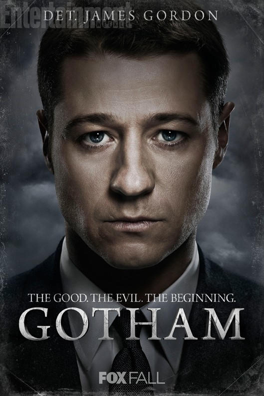 Gotham - Jim Gordon