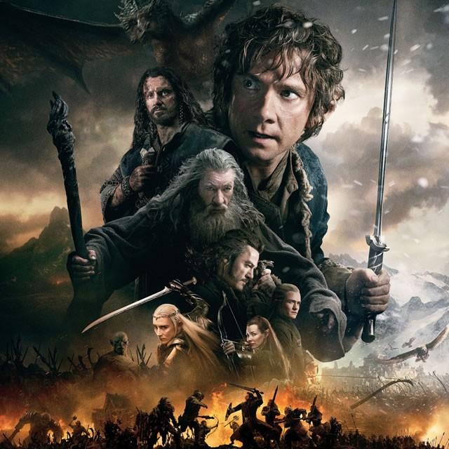 Höh - The Hobbit: The Battle of the Five Armies'teki 45 Dakikalık Savaş Sekansının Krokisi Yayınlandı!