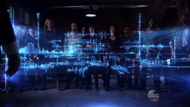 Agents of SHIELD S02E07 City
