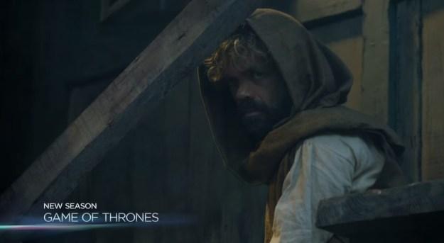 Tyirion Game of Thrones Yeni Sezon