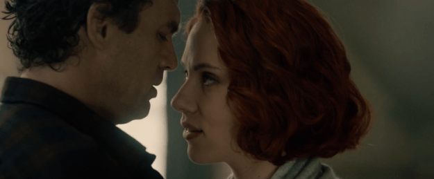Avengers Age of Ultron 3 Fragman Black Widow Hulk