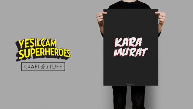Kara Murat - Poster