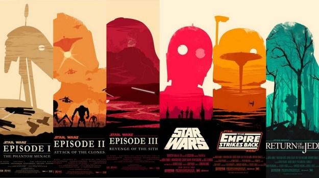 01 Chronological Order - Star Wars Hangi Sırada