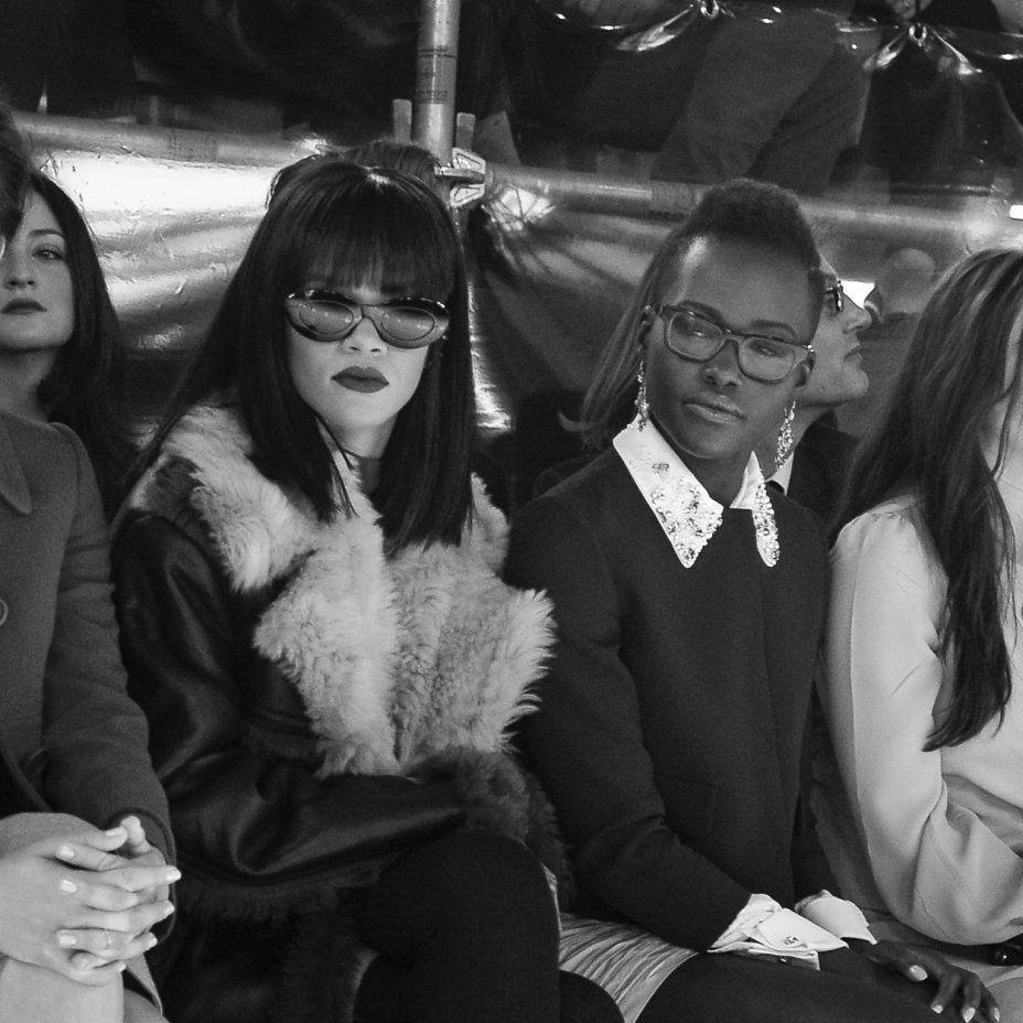 NETFLIX Rihanna ve Lupita Nyong'o'lu bir TUMBLR POSTUNU Film Yapacak