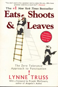 Eats, Shoots and Leaves, Front