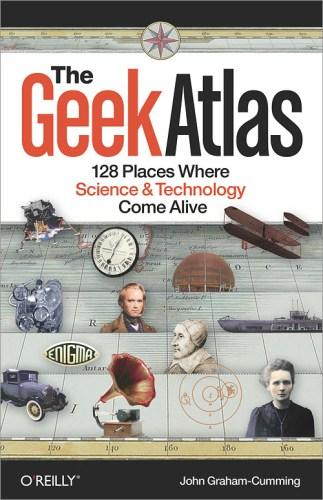 Geek Atlas (Geeky Books)