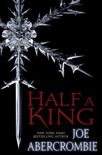 Half a king book cover