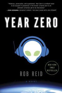 Year Zero Book Cover