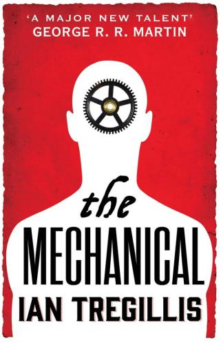 the mechanical book cover