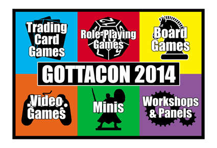 GottaCon 2014 Panel Podcast: Game Master's Dirty Tricks: Troubleshooting Tabletop Tribulations