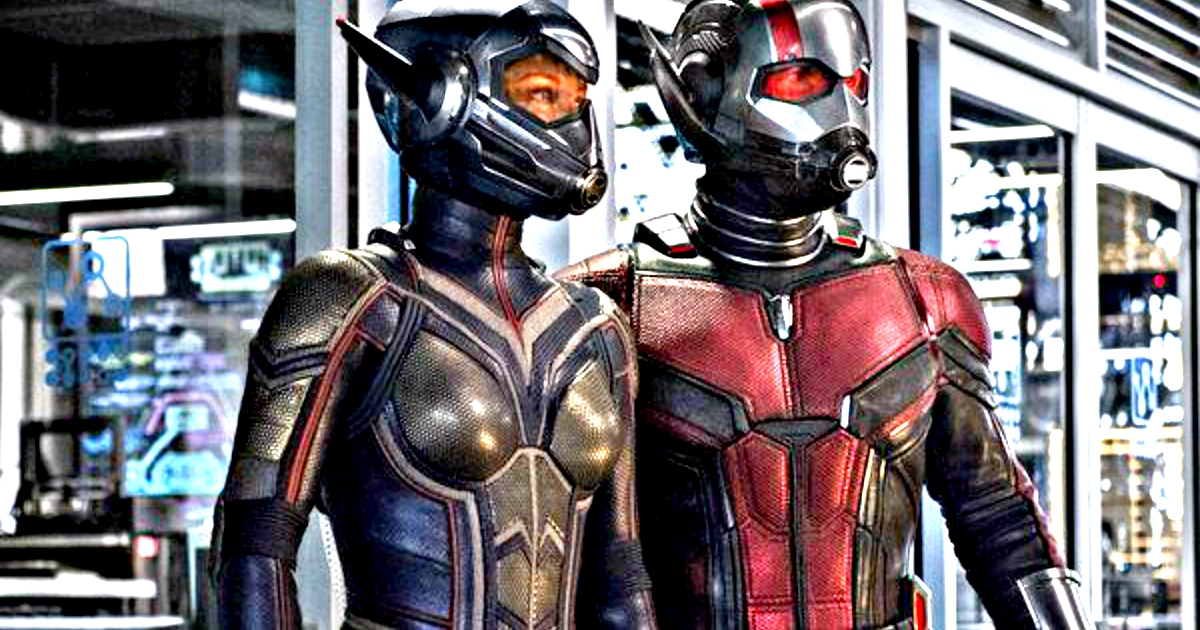 Did You Notice The Subliminal Dark Message In Wasp s Ant Man 2     Home Comics Did You Notice The Subliminal Dark Message In Wasp s Ant Man 2  Costume