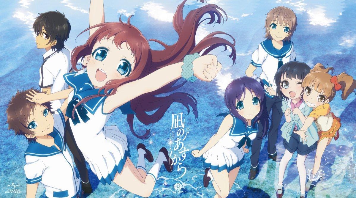 The Best Anime for Girls