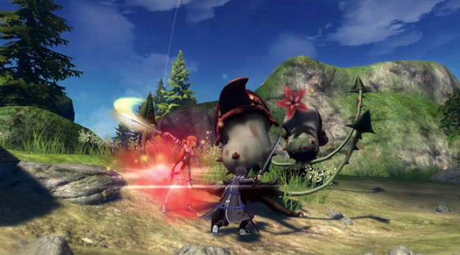Primeros detalles de 'Sword Art Online: Hollow Realization'