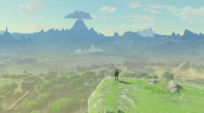 Nuevos gameplays de 'The Legend of Zelda: Breath of the Wild'