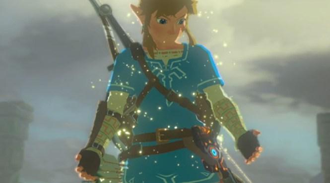 Nuevo gameplay y tráiler de 'The Legend of Zelda: Breath of the Wild'