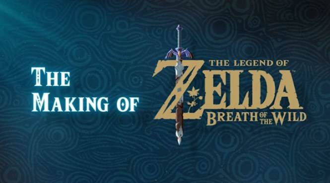 Nintendo ha publicado el Making of de 'The Legend of Zelda: Breath of the Wild'