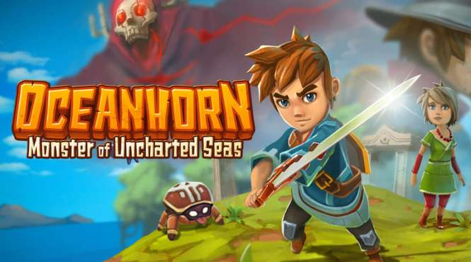 Análisis – Oceanhorn: Monster of Uncharted Seas