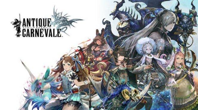 'Antique Carnevale' ya está disponible en Yahoo! Japan's Game Plus