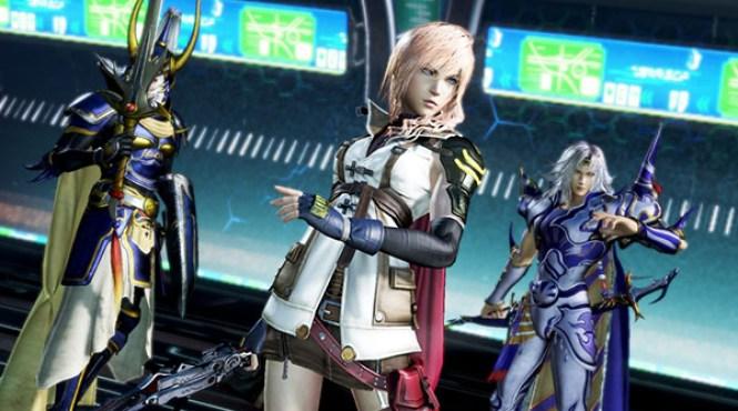 Se confirma que 'Dissidia Final Fantasy NT' llegará el 30 de enero a PS4