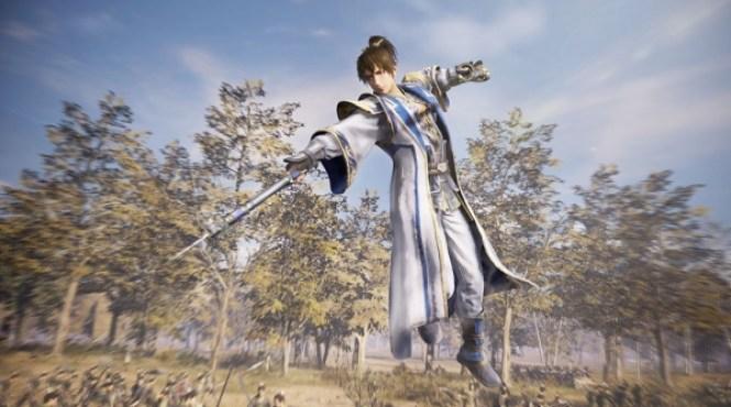 Koei Tecmo ha anunciado las plataformas y el nuevo sistema de batalla de 'Dynasty Warrior 9'