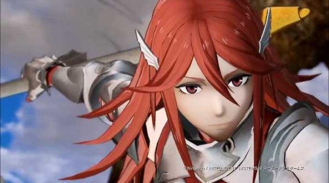 Cordelia aparece en el nuevo tráiler de 'Fire Emblem Warriors'