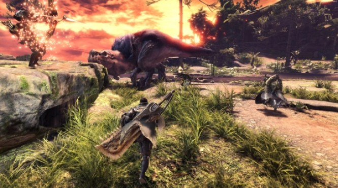 Se muestra una nueva región y gameplay de 'Monster Hunter: World'