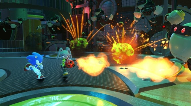Se han desvelado nuevos contenidos de 'Sonic Forces'
