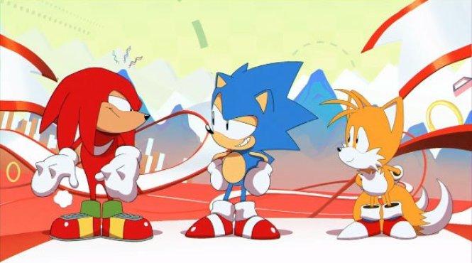 Sega ha revelado el Modo Competición y el Opening de 'Sonic Mania'