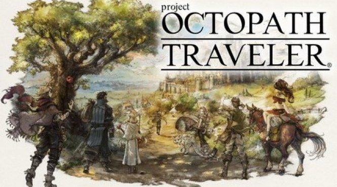 'Project Octopath Traveler' se lanzará en 2018, demo ya disponible