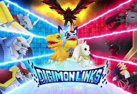 Primer tráiler de 'Digimon Links' en Inglés