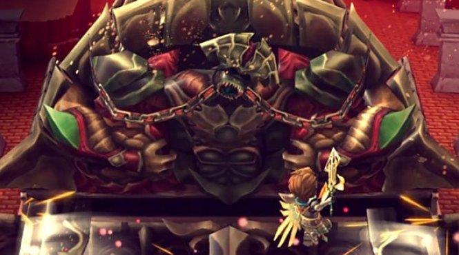 Square Enix ha anunciado que ya está disponible 'King's Knight'