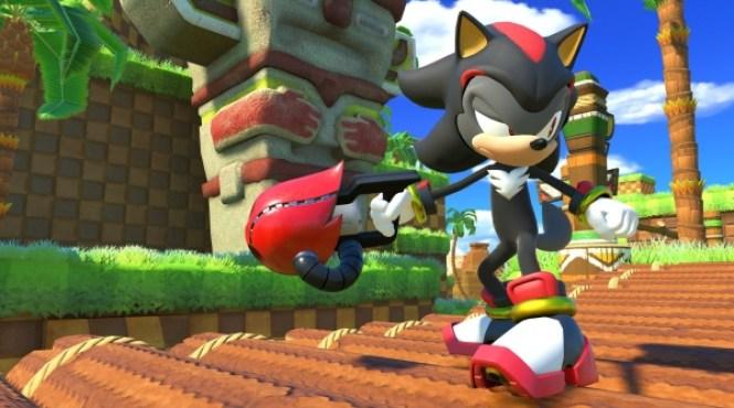 El episodio Shadow se podrá conseguir el mismo día del lanzamiento de 'Sonic Forces'