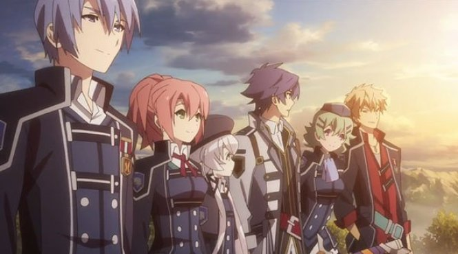 Ya está el opening de 'The Legend of Heroes: Trails of Cold Steel III'