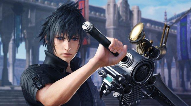 Noctis será un personaje jugable en 'Dissidia Final Fantasy NT'