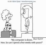 Computer is down