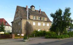 Rathaus Gundorf vor dem Umbau