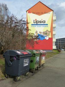 Lipsia-Giebel, Käthe-Kollwitz-Straße