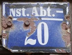 Nst. Abt. 20, Ludwigstraße 71, etwa 1875 gebaut