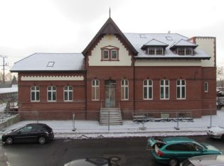 Bf. Wahren im Januar 2016